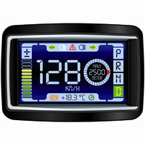 graphic multifunction display for boats OPUS A3 ECO MOTRONICA
