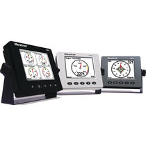 graphic multifunction display for boats (for navigation systems) DSM250 Maretron