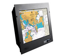 graphic multifunction display for boats (for navigation systems) IDP2311UX  WIDE Europe BV
