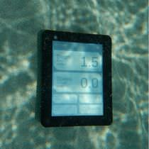 graphic multifunction display for boats (touchscreen, for navigation systems) NAUTIPAD Weber Marine Ltd.