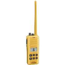 handheld waterproof VHF marine radio for ships (GMDSS) IC-GM1600E Icom France