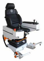 helm seat with built-in control stand for ships FSRH-G/FSRHD-G Spohn & Burkhardt