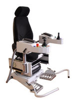 helm seat with built-in control stand for ships FSB Spohn & Burkhardt