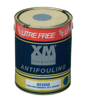 high performance anti-fouling (for aluminium pleasure boats) HX3000 XM Yachting