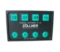 horn control panel for yachts and ships 6+S ZÖLLNER