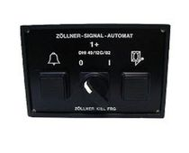 horn control panel for yachts and ships 1+ ZÖLLNER
