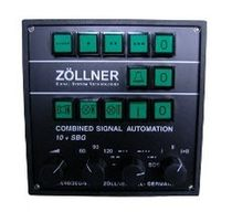 horn control panel for yachts and ships 10+SBG ZÖLLNER