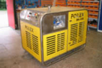 hydraulic power unit for oil skimmer DH 45 Foilex Engineering