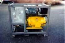 hydraulic power unit for oil skimmer EH 30 Foilex Engineering