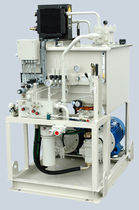 hydraulic power unit for ship thrusters (with servo system)  Brunvoll