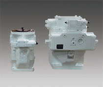 hydraulic power unit for ship thrusters (with servo system) TRAC HYDRAULIC ABT TRAC