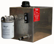 hydraulic tank (stainless steel)  Spencer Carter