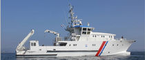 hydrographic survey vessel (shipyard) ANDRE MALRAUX - 2012 H2X Yachts &amp; Ships