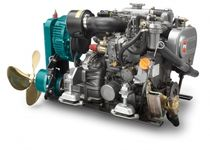 in-board boat engine : hybrid diesel / electric HYBRIDMASTER 4.8 (4.8 KW ) Mastervolt