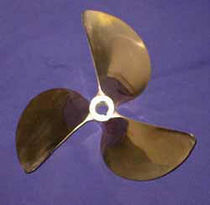 in-board watersport boat propeller CLEAVER Austral Propeller