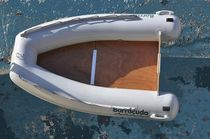 inflatable boat : rigid inflatable tender (outboard) 250 P Barracuda
