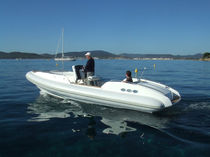 inflatable boat : equipped rigid inflatable tender (in-board, center console) 500 Ribeye