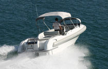 inflatable boat : equipped rigid inflatable tender (in-board, side console) TENDER 31 Vikal