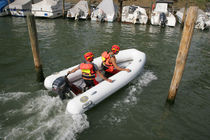 inflatable boat : rigid inflatable tender (outboard, aluminium) GP 3.5 Mancini s.a.s. di Mancini Giancarlo & Co.