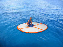 inflatable coastal liferaft for ships (reversible) SEA POD Sea Safety Solutions (UK) Ltd