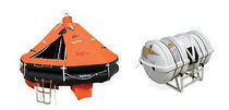 inflatable liferaft for ships (davit launched) SOLAS / ISO Duarry