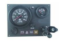 instrument control panel for power-boat  San Giorgio Sein