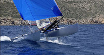 ISAF class sailing catamaran : FORMULA 20 TORNADO Marstrom