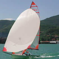ISAF class sailing dinghy : 29er   Nautivela