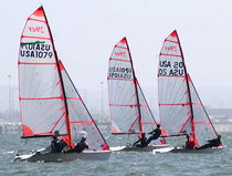 ISAF class sailing dinghy : 29er   Performance sailcraft 2000