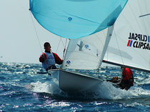 ISAF class sailing dinghy : 470  Ziegelmayer