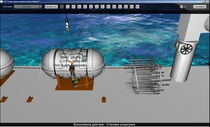 lifeboat launching simulation software LAUNCHED LIFERAFT STORM Ltd.