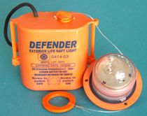liferaft light for ships (external) DEFENDER SIC DIVISIONE ELETTRONICA