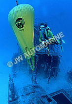 lift buoy Minor Premier | 25 - 500 Kg J W Automarine