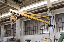 lifting crane for boats JIB Officine Venturini
