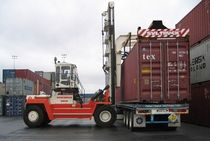 loaded container handler (with top-lift spreader) 23T SVETRUCK