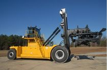 loaded container handler (with top-lift spreader) TXTCP SERIES Taylor Machine Works