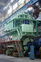 low speed diesel propulsion engine for ships ME/ME-C H. Cegielski-Poznan