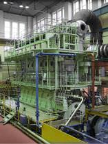 low speed diesel propulsion engine for ships RT-FLEX H. Cegielski-Poznan