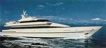 luxury yacht : displacement super-yacht (steel) TEXAS Ada Yacht