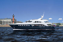 luxury yacht : displacement super-yacht (steel) TM 40 Timmerman Yachts