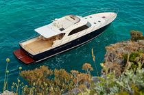 luxury yacht : downeast motor-yacht TOY 68 TOY MARINE