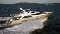 luxury yacht : flybridge motor-yacht 2300 FLY Yachts Couach
