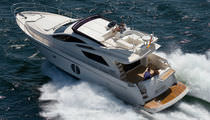 luxury yacht : flybridge motor-yacht (IPS POD) MUSE 54' Rodman