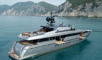 luxury yacht : flybridge super-yacht (aluminium, raised pilothouse) 40 ALLOY Sanlorenzo of the Americas LLC