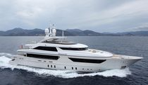 luxury yacht : mega-yacht (steel, tri-deck) 46 STEEL Sanlorenzo of the Americas LLC