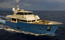 luxury yacht : motor-yacht (explorer) LONG RANGE 23 Mochi Craft