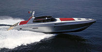 luxury yacht : open motor-yacht 63 TOP LINE Rizzardi Posillipo Italcraft