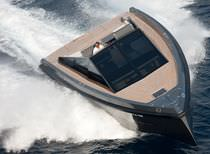 luxury yacht : open motor-yacht 55 Wally