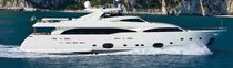 luxury yacht : planing hull super-yacht (composite, semi-custom) CL 112' NEXT Custom line