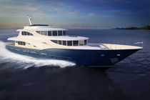 luxury yacht : semi-displacement super-yacht (aluminium) 30LX Van Dam Nordia